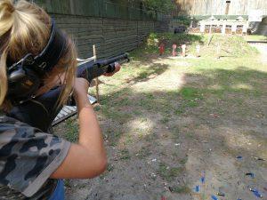 Nauka strzelania